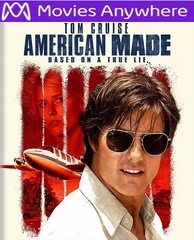 American Made HD UV or iTunes Codes