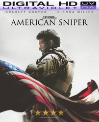 American Sniper HD Digital Ultraviolet UV Code