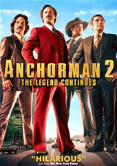 Anchorman 2  The Legend Continues DVD (USED)
