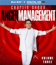 Anger Management Vol 3  (Blu-ray + UltraViolet)