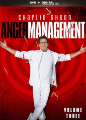 Anger Management  Season Three DVD