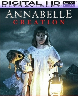 Annabelle: Creation HD Ultraviolet UV Code