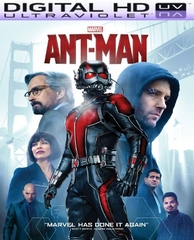 Ant-Man HD Digital Copy Code
