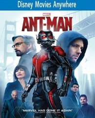 Ant-Man HD Disney Movies Anywhere Code