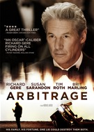 Arbitrage DVD Movie
