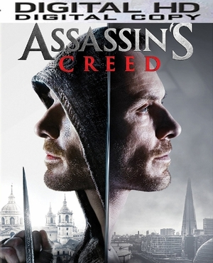 Assassin's Creed HD Ultraviolet UV or iTUNES Code