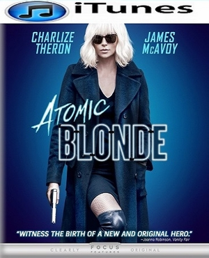 Atomic Blonde HD iTunes Code