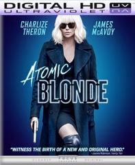 Atomic Blonde HD Ultraviolet UV Code