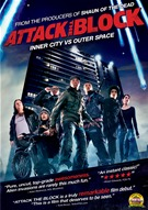 Attack The Block DVD