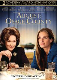 August Osage County DVD