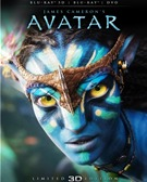 Avatar 3D Limited Edition 3D Blu-ray + Blu-ray + DVD