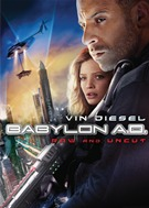 Babylon A.D. DVD Movie