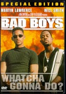 Bad Boys Special Edition DVD Movie  (USED)