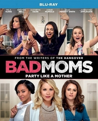 Bad Moms Blu-ray