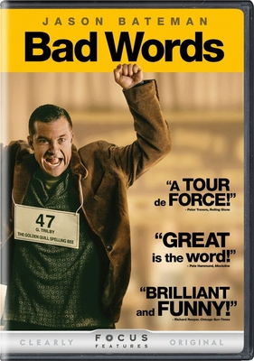 Bad Words DVD