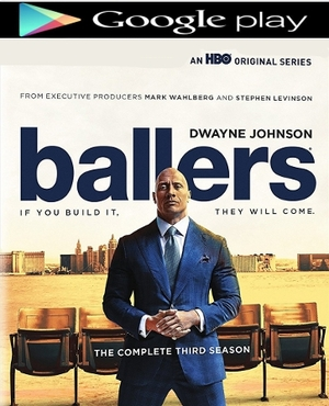 Ballers Season 3 HD Google Play Code