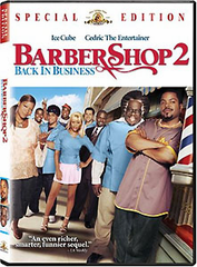 Barber Shop 2 Back in Business DVD