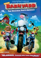 Barnyard DVD Movie