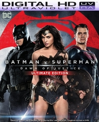 Batman v Superman: Dawn of Justice Extended Cut & Theatrical