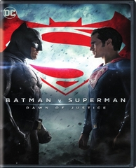 Batman v Superman: Dawn of Justice DVD (USED)