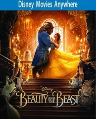 Beauty And The Beast 2017  DMA Code, Vudu or iTunes FULL CODE