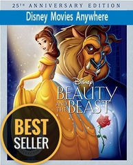 Beauty and the Beast HD DMA Disney Movies Anywhere Code, Vudu or iTUNES