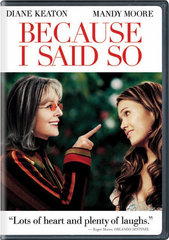 Because I Said So DVD Movie