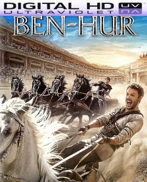 Ben-Hur HD Digital Ultraviolet UV Code (2016)