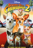 Beverly Hills Chihuahua 2 DVD Movie