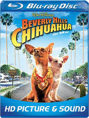 Beverly Hills Chihuahua Blu-ray Movie