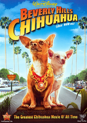 Beverly Hills Chihuahua DVD Movie