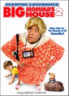 Big Momma's House 2 DVD