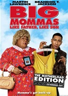 Big Mommas Like Father Like Son DVD