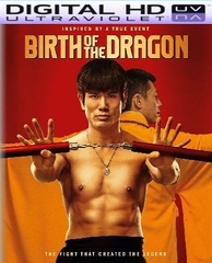 Birth of the Dragon HD Ultraviolet UV Code