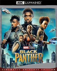 Black Panther 4K UHD (LIKE NEW)