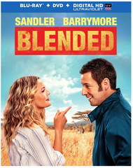 Blended (Blu-ray + DVD + Digital HD UltraViolet)