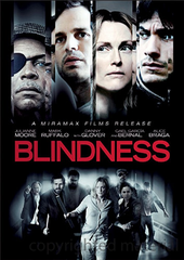 Blindness DVD Movie (USED)