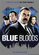 Blue Bloods The Second Season DVD