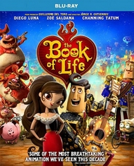 Book of Life Blu-ray Single Disc