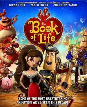 Book of Life DVD
