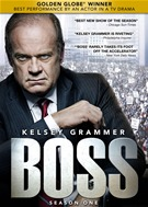 Boss Season One DVD