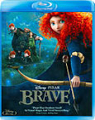 Brave Blu-ray Movie Rental (USED)