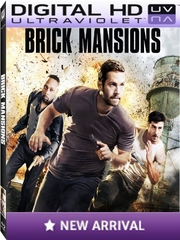 Brick Mansions HD Ultraviolet UV Code