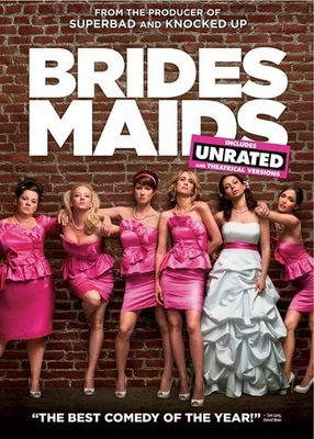 Bridesmaids DVD (USED)