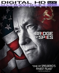 Bridge of Spies HD Digital Ultraviolet UV Code