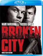 Broken City Blu-ray (ONLY USED)