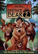 Brother Bear 2 DVD Movie
