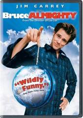 Bruce Almighty DVD Movie
