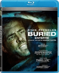 Buried Blu-ray Movie (USED)