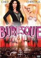 Burlesque DVD Movie